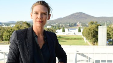 Anna Torv's characters have a roiling energy that's held just beneath the composed surface.