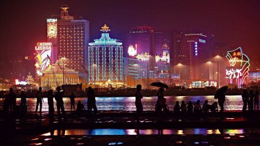 Wynn Resorts earnings from its Macau casino continued to slump