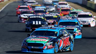 The 2016 V8 season will begin with the Adelaide 500 on March 4-6 and end at the Sydney 500 on November 26-27.