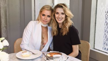 "Sophie Monk tells Kate Waterhouse: ""I always knew I wanted to perform."""