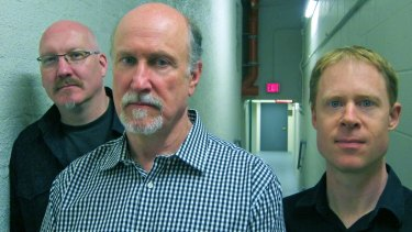 The John Scofield Trio.