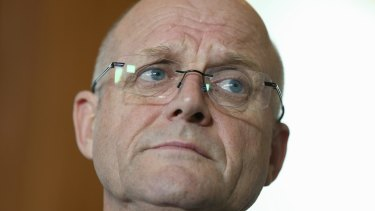 """Senator David Leyonhjelm urged the Prime Minister to """"honour his word"""" that the Liberal party room would discuss the issue of a free vote on same-sex marriage."""
