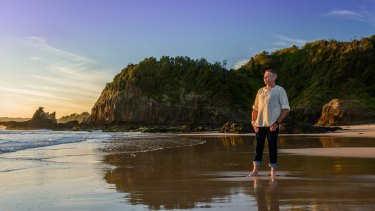 Online meditation guru Jason Stephenson does everything he can to connect with his audience.