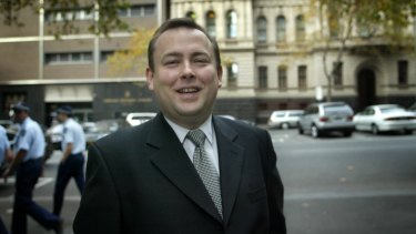 Andrew Landeryou is an infamous former blogger and a close friend of the Opposition Leader.
