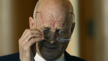 """""""Supporters of the minimum wage are crushing the hopes of the most disadvantaged Australians"""": David Leyonhjelm."""