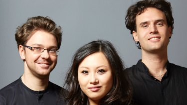 The SitkovetskyTrio: An appealing mixture of musical creativity.