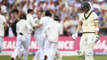 The Aussie dollar and the Australian cricket team both find 60 disappointing.