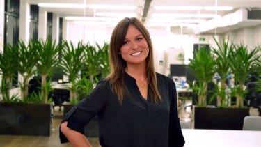 Jacqui Bull gave up a graduate role at Deloitte to start Sidekicker when she was 22.