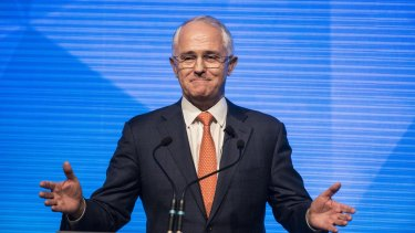 """Prime Minister Turnbull insists that his $48 billion tax cut will trickle down to supercharge the economy,"" said GetUp director Paul Oosting."
