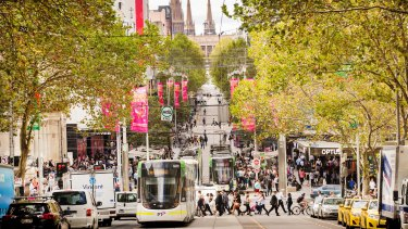 Street trees have improved Melbourne's liveability.