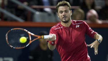 'To stoop so low is not only unacceptable but also beyond belief': Stan Wawrinka blasted Nick Kyrgios for the sledge after their recent match.