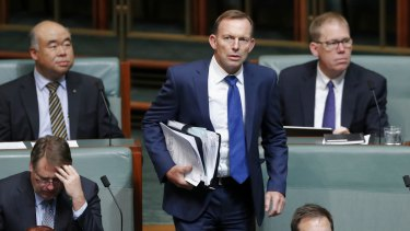 Former Prime Minister Tony Abbott claims people in favour of free speech, opposed to political correctness, should vote no.
