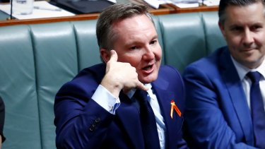 But shadow treasurer Chris Bowen says Labor will look at changes to budget accounting.