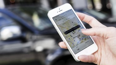 Seven of the 40 vehicles suspended by the RMS did not belong to UberX drivers.