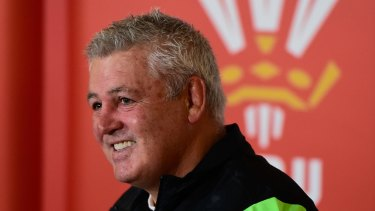 It's ridiculous: Wales coach Warren Gatland has hit out at the Rugby World Cup draw.