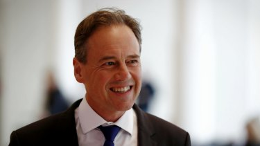 Health Minister Greg Hunt has announced the government will provide $1 million to educate the public about new rules around codeine products.