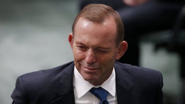 Tony Abbott is looking forward to working on infrastructure projects that affect his electorate.