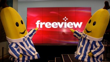 Australia's free-to-air broadcasters would rather squabble like children than stand side-by-side against the likes of Netflix.