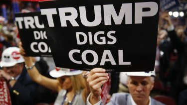 Even Robert Murray - who runs the largest private coal mine in America, is a huge critic of Obama and a backer of Trump - has admitted there's little Trump can do to increase the number of jobs from coal.
