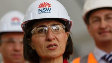 Surge in first home buyer approvals  driven by the state government's incentives, the Australian Bureau of Statistics says: NSW Premier Gladys Berejiklian.