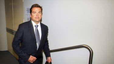 Lachlan Murdoch was one of the shareholder guarantors who pulled his support, leading to Ten's voluntary administration.