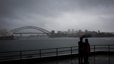 More heavy rainstorms are on the horizon, according to climate scientists.