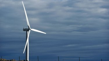 South Australia gets more than 40 per cent of its electricity from renewable energy.
