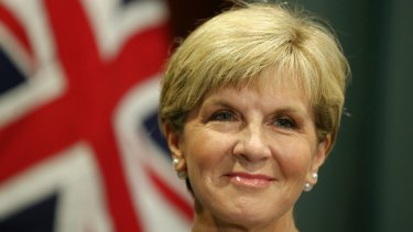 Minister for Foreign Affairs Julie Bishop is in Washington for the nuclear summit.