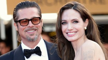 "Angelina Jolie and husband Brad Pitt are a couple experiencing ""the change""."