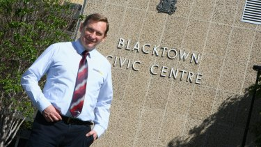 Stephen Bali wants compensation for residents near Badgerys Creek.
