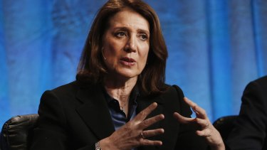 Ruth Porat, who joined the company last year, has brought financial discipline to the former startup turned global behemoth.