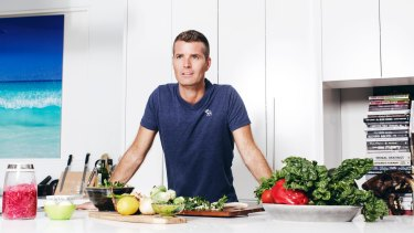 Pete Evans is a vocal advocate of the paleo diet.