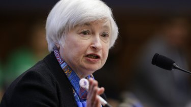 """My best guess is that these soft readings will not persist, and with the ongoing strengthening of labour markets, I expect inflation to move higher next year,"" Yellen said"