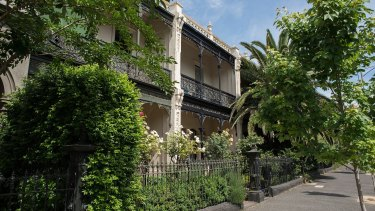 Melbourne's legacy as a beautiful Victorian-era city is being trashed.