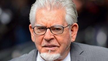 Harris, 86, has pleaded not guilty.