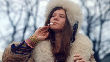 Janis Joplin's commitment to her art left her vulnerable.
