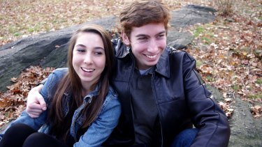 Siblings Marlon and Mia Cirker shared a room in their family's two-bedroom Manhattan high-rise flat until they left for college.