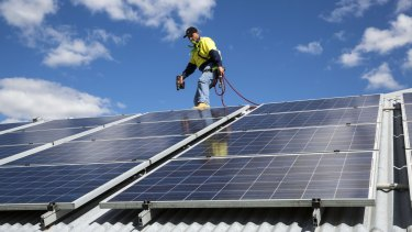 Solar panel capacity held up in 2014 despite headwinds.