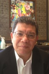 Saifuddin Abdullah is seeking reform from within UMNO's ranks.