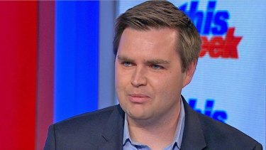J.D. Vance, author of Hillbilly Elegy, mourns lost senses of purpose and community.