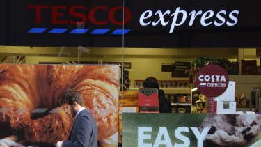 Tesco said on Friday that it was co-operating with the investigation.