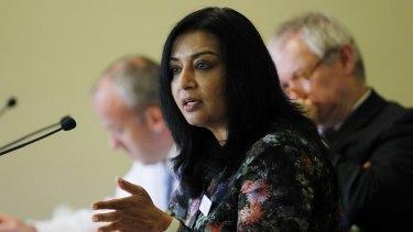 """This has wide-reaching implications"": Mehreen Faruqi."
