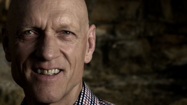 Singer-turned-politician-turned-author: Peter Garrett,