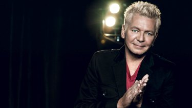 Iva Davies today.