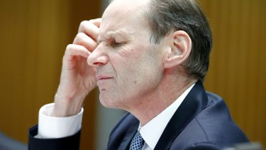 ANZ bank chief executive Shayne Elliott was far better prepared and demonstrably more confident this time.
