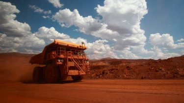 Western Australia's Pilbara is known for its massive mining riches