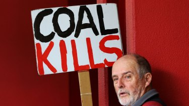 Coal has its critics, with its pollutants near the top of the list.