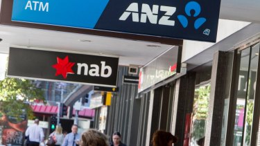 NAB and ANZ Bank have said they'd support consumers having more access to their data.
