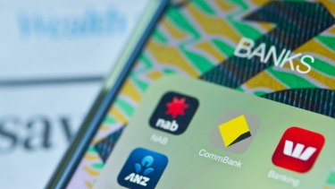 National Australia Bank was the worst performer, closing down 6 per cent for the week, while Westpac was down 5.3 per cent.