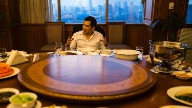 Hary Tanoesoedibjo, a billionaire media mogul and Donald Trump's business partner on two Indonesian resorts.